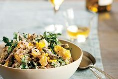 Dilly Bean Potato Salad / Dilly Beans / Michele Greenky Dill Green Beans