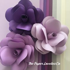 Paper flower roses Tissue Flowers, Giant Paper Flowers, Paper Roses, Faux Flowers, Diy Flowers, Flower Decorations, Paper Flower Wall, Paper Flower Backdrop, Flower Template
