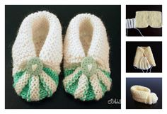 Free Knitting Patterns For Baby Girl Shoes Free Baby Booties Knitted Pattern Knit Baby Booties Pattern Free, Knit Baby Shoes, Baby Cardigan Knitting Pattern, Crochet Baby Booties, Knit Or Crochet, Baby Knitting Patterns, Baby Patterns, Free Knitting, Baby Boots