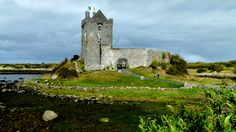 Somewhere in County Galway Tower Bridge, Ireland, Mansions, House Styles, Travel, Decor, Mansion Houses, Decorating, Villas