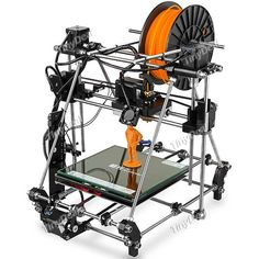 Aurora Z601 3D Printer DIY CNC Suit Self-assembly  Three-Dimensional Physical Printer 3D Flatbed Printer Suit Kits RUL-256661
