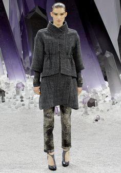 Chanel Fall 2012 RTW - Review - Collections - Vogue