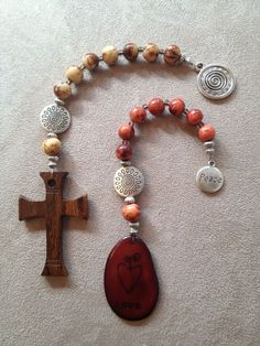 how to make a prayers bracele