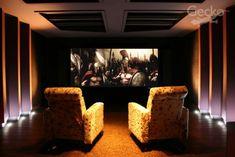 Gecko Home Cinema Room Acoustics