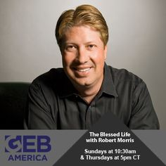 The Blessed Life television broadcast features practical teaching from Robert Morris, the Founding Senior Pastor of Gateway Church, and inspiring worship with the globally influential Gateway Worship team.