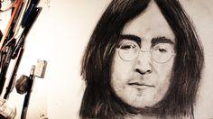 Speed Drawing - John Lennon