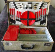 Vintage Picnic Set by Coracle | Picnic set, Vintage picnic and Picnics