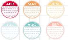 Free calendar circles for PL Project Life Freebies, Project Life Cards, Pocket Scrapbooking, Scrapbook Pages, Filofax, Project Life Scrapbook, Free Calendar, Cubicle, Printable Paper