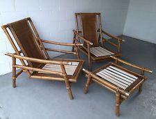 Ficks Reed Vintage Rattan Furniture Designs