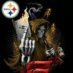 Bring on the Ravens