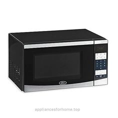 Oster Ogym1401 1 4 Cubic Foot Digital Microwave Cuft 1000wt Ss Blk Mw Black Size Full Plastic