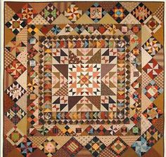 Barbara Brackman's MATERIAL CULTURE: Reproduction Patterns: Start Stitching in 2014