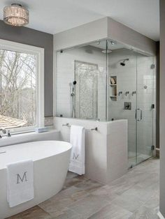 Beautiful master bathroom decor some ideas. Modern Farmhouse, Rustic Modern, Classic, light and airy master bathroom design some ideas. Bathroom makeover ideas and master bathroom renovation suggestions. Bathrooms Remodel, Bathroom Interior Design, Bathroom Decor, Bathroom Design, Traditional Bathroom, Bathroom Renovations, Mold In Bathroom, Small Bathroom Remodel, Tile Bathroom