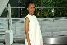 "Kerry Washington  Actress: ""L'Oreal Paris Wear Infinite Star Secrets Eye Shadow Quad in Kerry's Bronzes"""