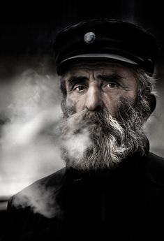 The Sailor, by Luca Giustozzi