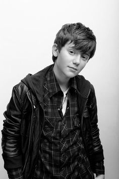 Greyson Chance- this kid is the next JB.