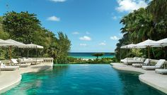 Escape: James Bond Beach Villa: THEE Divine Villa Roaring Pavilion Destination…