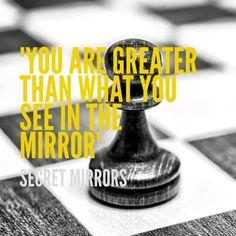 Reflections   Secret Mirrors