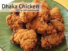 """Try out this Dhaka Chicken Recipe by Kokab Khawaja in cooking show """"Kokab's Cuisine"""" on Masala TV."""