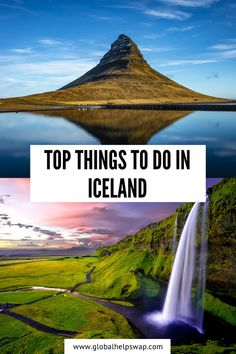 Iceland is an incredible country, with so many natural wonders to see in the 'Land of Fire and Ice'!  Things to See in Iceland | Iceland Travel Tips | Where to stay in Iceland | What to Eat in Iceland |  Best Waterfalls in Iceland | Reykjavik | Akeyuri | Blue Lagoon | Travel Guide for Iceland | Bucket List Locations in Iceland | Hiking in Iceland | Best Things to Do in Iceland | #europe #traveltips #iceland #travel #icelandtravel #landscape #icelandic #wanderlust #visiticeland #BlueLagoon Best Places In Europe, Places To Travel, Places To Go, Best Countries In Europe, Landscape Photography Tips, Scenic Photography, Aerial Photography, Night Photography, Landscape Photos