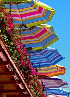 Umbrellas at Seattle Public Market