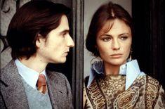 """Jean-Pierre Léaud, Jacqueline Bisset dans """"La nuit américaine"""" (François Truffaut, 1973)"""