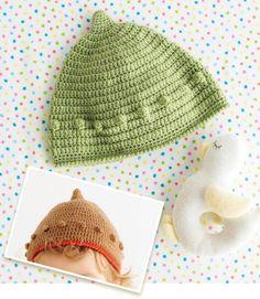 パプコーン編みがポイント♪赤ちゃん用のかわいい手編みどんぐり帽子の作り方(ベビー) – TheNews(ザ・ニュース)