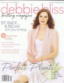 VK Debbie Bliss SS 09 - Sonia Nogaestrella - Picasa Web Album