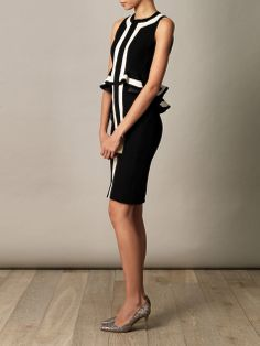 Altuzarra Eland peplum dress for women