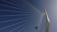 Jerusalem's String Bridge