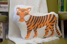 Tiger Pillow Pal, Jungle Cat (large)