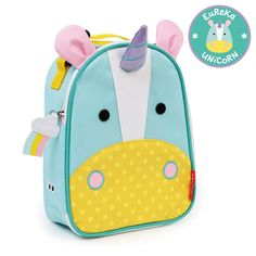Skip Hop Zoo Lunchie Insulated Lunchbag