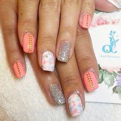 Summer nails!   #nails #nailsg #nailart #nailmax #nailwow #nailporn #nailswag #nailmania #nailqueen #nailsalon #nailtrend #nailaddict #naildesign #nailstagram #nailsingapore #igsg #igers #igdaily #instapic #instadiary #instanails #dollhousesg #dollhousenails #manicure #gel #gelish #gelnails