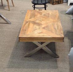 Love this coffee table in Tasmanian Oak..