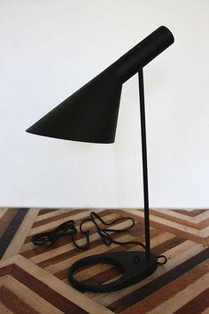 Arne Jacobsen Style Visor Lamp.