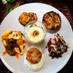 6 vegetariska smårätter – tapas-style. Gott och enkelt när man vill skippa köttet.