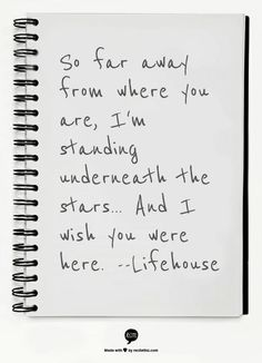 Lifehouse - From Where You Are