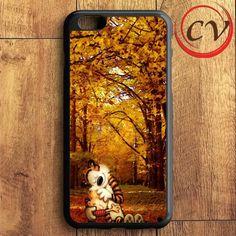 Calvin And Hobbes iPhone 6 Plus | iPhone 6S Plus Case