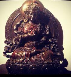 Vajrassatva, la Quinta Esencia en el budismo. El Bodhisattva de la purificación.