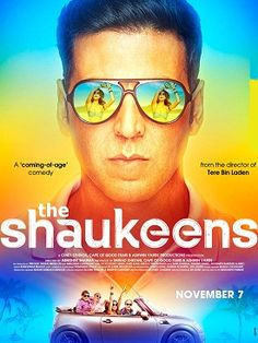 The Shaukeens (2014) (DVD Scr) - New BollyWood Movies