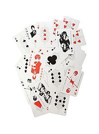 HOTTOPIC.COM - Black Butler Playing Cards