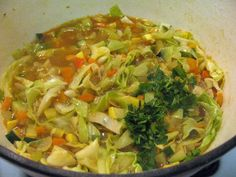Not your ordinary Weight Watchers 0 Point Soup