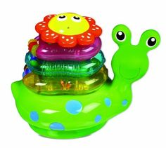 Munchkin Snail Stacker Bath Toy (Multicoloured) by Munchkin, http://www.amazon.co.uk/dp/B006MB1PDC/ref=cm_sw_r_pi_dp_1J6csb1DFBCH4