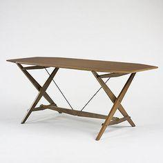 Franco Albini Wood Table