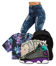 """""""How u feel?...Jelly or nah?"""" by pinkswagg15 ❤ liked on Polyvore featuring PacSun and Casetify"""