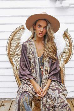 Boho Style, My Style, Fall 2018, Boho Fashion, Kimono, Bohemian, Mood, Elegant, Dresses