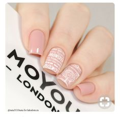 30 stunning nails MANICURE spring part two - Pinking Square Acrylic Nails, Almond Acrylic Nails, Square Nails, Acrylic Nail Designs, Gelish Nails, Nail Manicure, Love Nails, My Nails, Glittery Nails