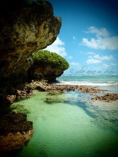 <3   Tarague Beach, Yigo, Guam  Photo by Julie Anne M. Duay