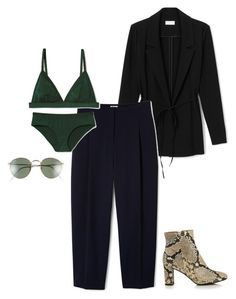 """2. September"" by frederikke-e ❤ liked on Polyvore featuring Billi Bi"