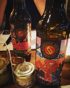 German Craft Beer Schoppe Bräu, Berlin #germanbeer #craftbeer #germany #berlin #craftbeernotcrapbeer #drink #drinks #slurp #pub #bar #liquor #yum #yummy #thirst #thirsty #instagood #schoppebräu #drinkup #beer #beers #worldofbeer #beerlover #deutchland #berlinbeer